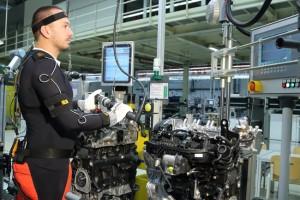 Világújdonság az Audi győri üzemében