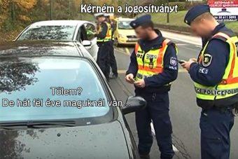10 dolog, amit soha ne mondj a rendőrnek