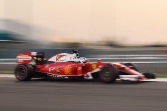 F1: Vettel szerint lépéselőnyben a Ferrari