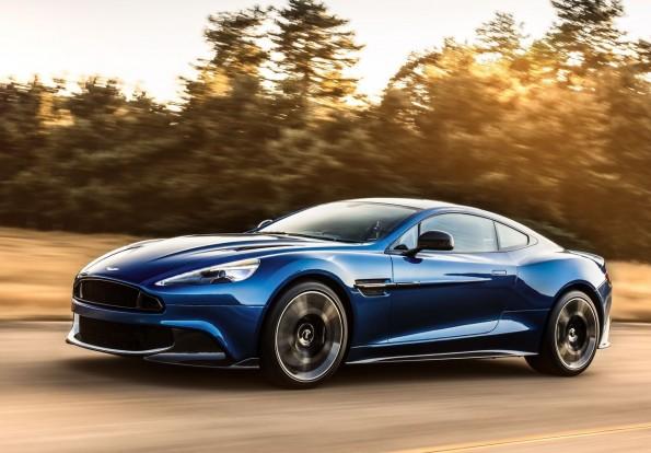 Tovább finomította az Aston Martin a Vanquish-t