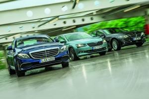 Škoda a BMW és Merci ellen?