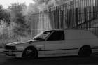 Pusztító furgont faragtak ebből az 5-ös BMW-ből