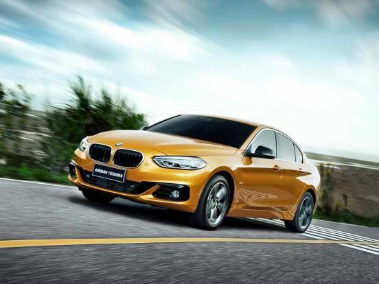 Itt a BMW, amit csak Kína kap