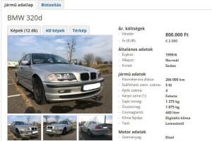 Ennyire őszinte BMW-hirdetést még nem olvastál