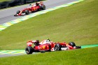 F1: A Ferrarit is meglepte a Williams