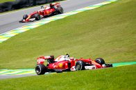 F1: A Ferrarit is meglepte a Williams