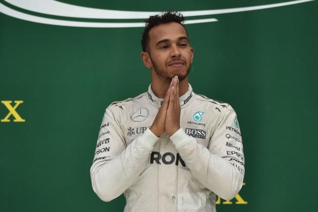 Hamiltonnak könnyű volt nyerni