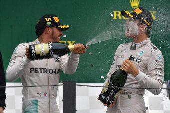 F1: Hamilton elvette Schumacher rekordját