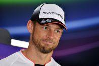 F1: Massa nem érti, miért nem tesztel Button
