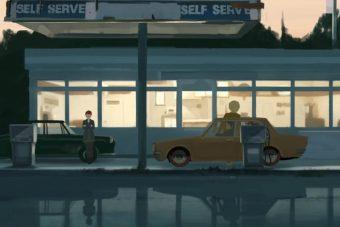Ez a kisfilm a lelkedbe mászik, autós túra és életünk tragédiája