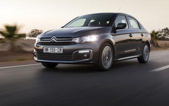 Megújul a Citroën kis szedánja