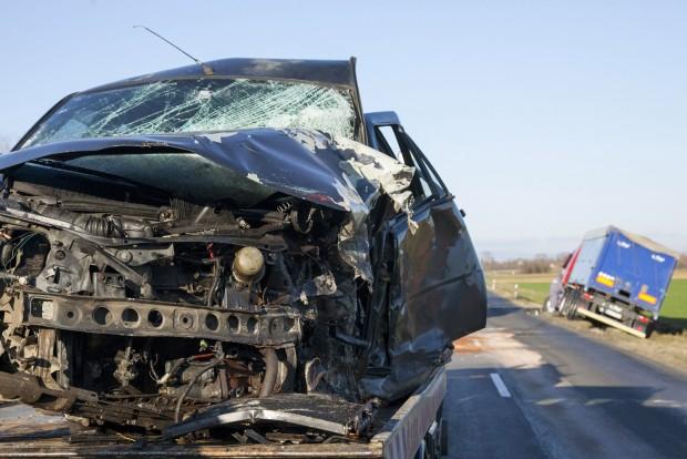 Halálos baleset miatt zárták le a 87-es főutat – frissítve!