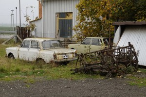 A Dacia-kaland resztlije
