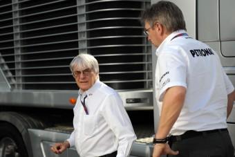 F1: Nem Brawn rúgatta ki Ecclestone-t