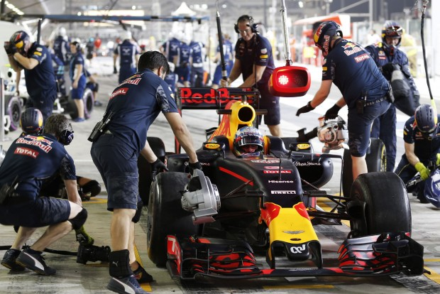 F1: Vasárnap lehet erősebb a Red Bull