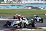 F1: Merénylet kellene a Mercedes ellen