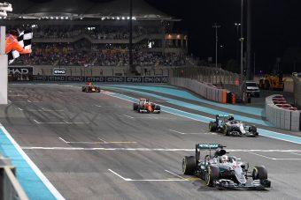 F1: Hamilton