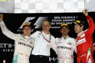 F1: Rosberg és Hamilton is durva rekordot döntött
