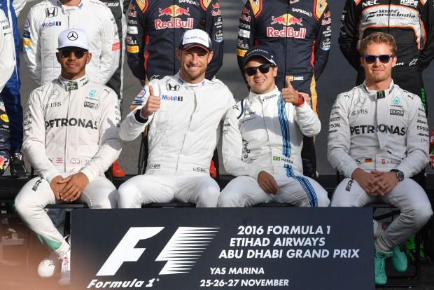F1: Button kiesett, boldogabb nem is lehetne