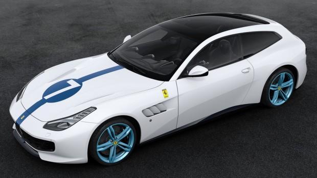 Különleges fényezésekkel ünnepel a 70 éves Ferrari