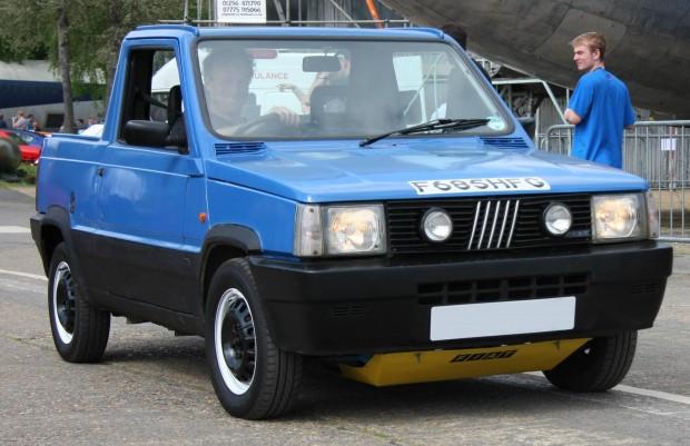A Fiat a Pandán keresztül kacérkodott a 4x4-es technológiával a '80-as években.