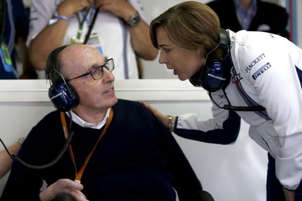 F1: Kiengedték a kórházból a Williams-főnököt