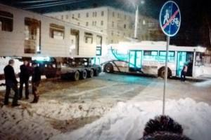 Trolival ütközött a magyar metrókocsi Oroszországban. Van rá magyarázat!