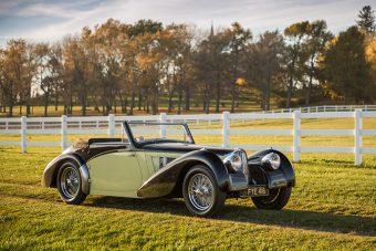 Életében először eladó a világ egyik legritkább autója