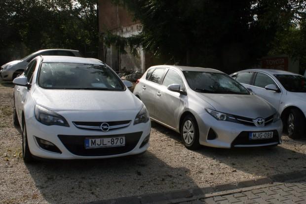 Értéktartásban a Kia Cee'd és a Toyota Auris megelőzi a 100 lóerő körüli benzines európai autókat
