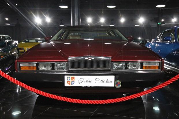 Aston Martin Lagonda. Nem lehet nem imádni