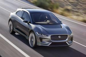 Elektromos crossoverrel virít a Jaguar