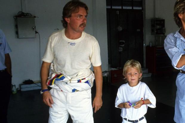 F1: Így nevelt világbajnokot Rosberg papa – videó