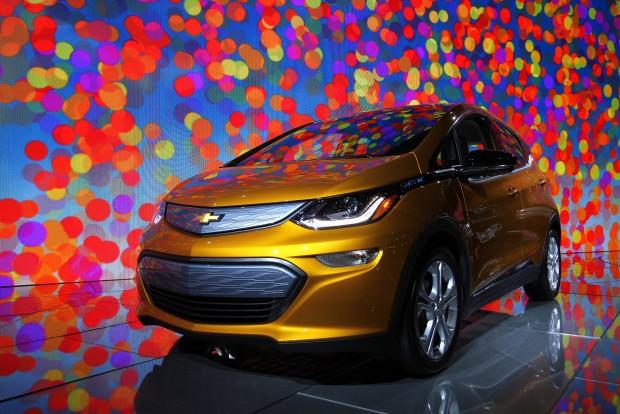 A Chevrolet Bolt igazából egy átcicomázott Opel Ampera-e