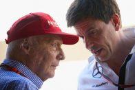 F1: 2020-ig maradnak a Mercedes-főnökök