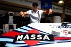 F1: Massa ünneplőbe öltözik a búcsúfutamra