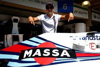Hivatalos, Massa visszatér a Forma-1-be