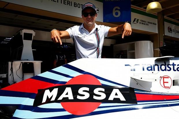 F1: Massa egyedi festést kap, Hamilton Sennaként versenyez