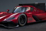 Jövőre már versenybe küldi a Mazda legújabb pályagépét