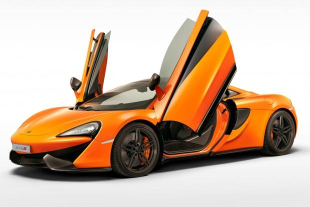 Holly Reich álomautó-díj: McLaren 570S