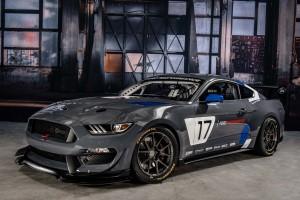 Durva versenyautó készült a Ford Mustangból