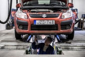 Fontos változás az autós műszaki vizsgaállomásoknál