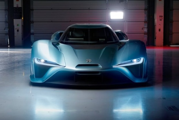 Ez lehet a világ leggyorsabb villanyautója