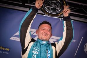 Angliában lett bajnok a magyar kamionos csapat