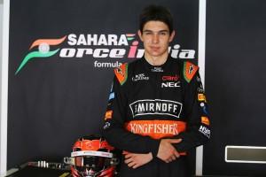 F1: Hivatalos, Ocon a Force Indiáé