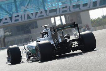 F1: Így fest a kerékcsere az új gumikkal