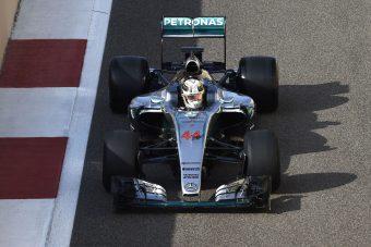 F1: Hamilton hisztizett a teszt miatt?