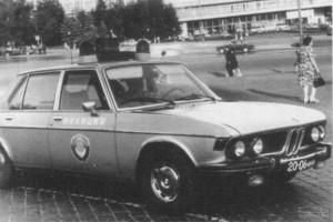 Szovjet rendőrautók, amiknek ma is örülnének a zsaruk