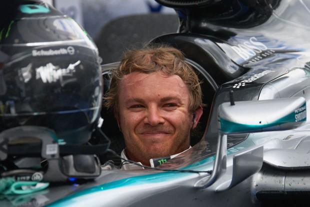 F1: Hogyan lehet világbajnok Nico Rosberg?