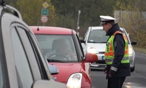 Suzukis és rendőri vígjáték Vas megyében