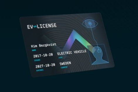 A svédországi Renault még látványtervet is készített a lehetséges jogosítványhoz.